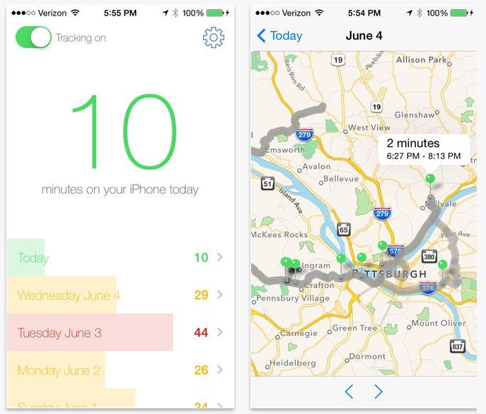 moment iphone app 3
