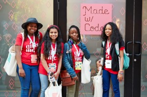 """Google Launches """"Made With Code"""", A $50 Million Program To Get More Girls To Code"""