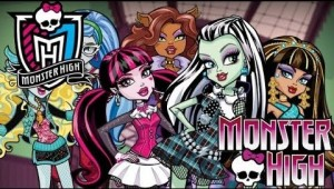 Monster High™ Ghouls and Jewels™ Goes  On Tour This Summer