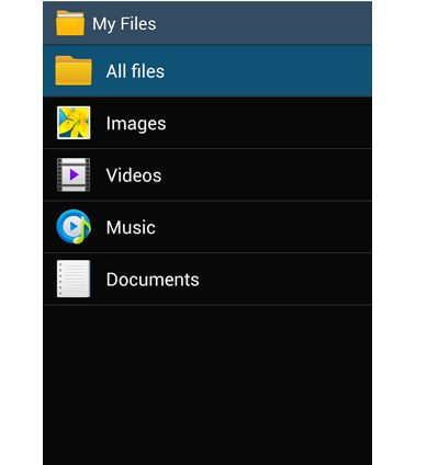 How to move pictures from gallery to sd card in android for My documents android