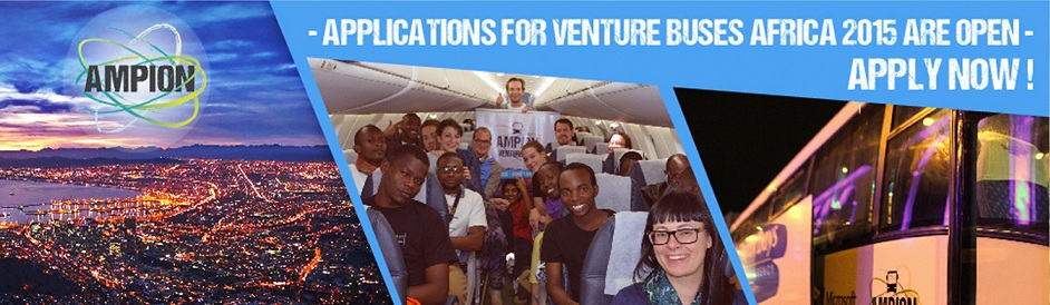 At 50th Africa Development Bank Annual Meetings: Ampion Venture Bus Announces To Build 40 New African Startups
