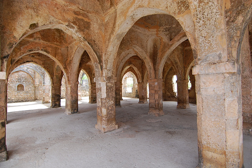 Five of the Oldest Mosques across East Africa