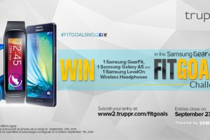 Truppr and Samsung Reward Truppr Users That Keep Fit