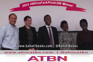 Women-led Bahati Books wins second edition of Africa Tech Pitch LDN
