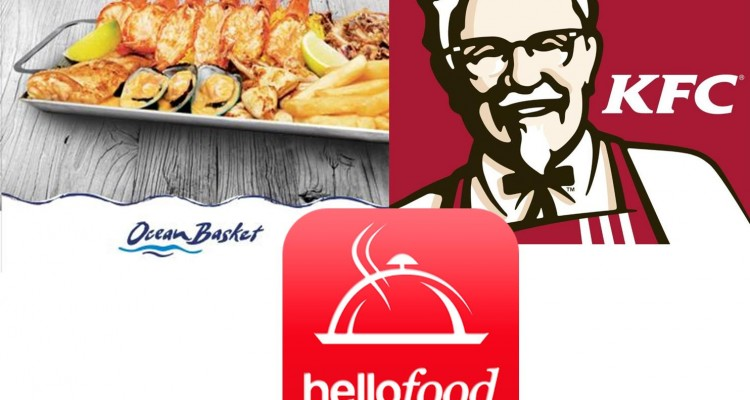 KFC, Ocean Basket partner with Hellofood to sell food online in Kenya
