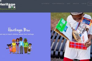 The First Monthly Subscription Box To Teach Kids About Black History And Africa