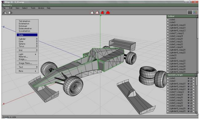 Best Free 3d Modeling Software For Games 3d Printing