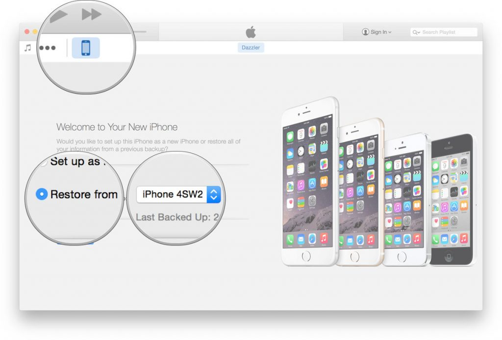 How To Transfer Data Contacts Messages To Iphone 7 From