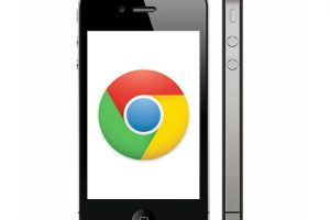 The new Google Chrome Mobile Browser comes with inbuilt QR Code & Barcode Scanner