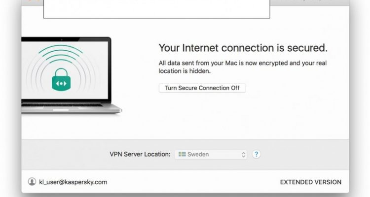Kaspersky Lab Presents Standalone VPN for Macs and PCs