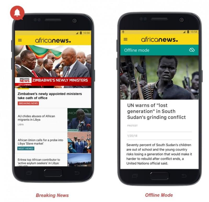 africanews app