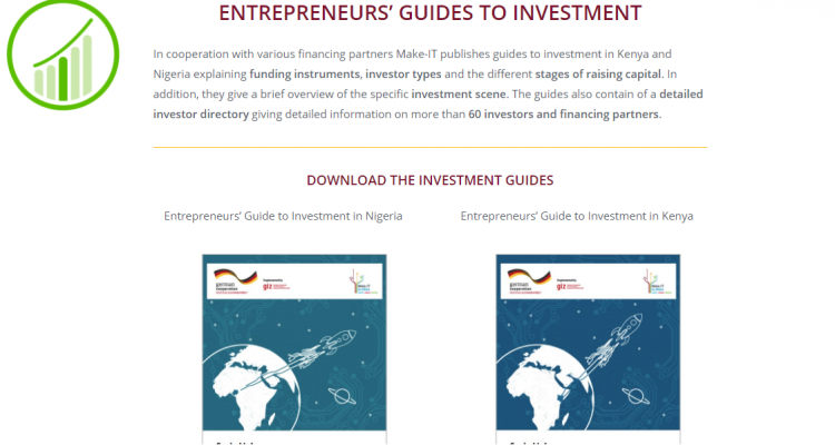 Make-IT in Africa launches new investment guides for startups in Kenya and Nigeria