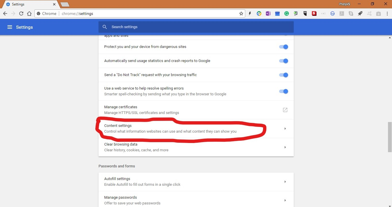 how to get rid of gmail notification on browser