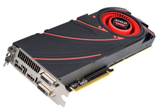 amd graphics card radeon