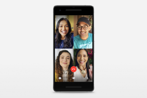 whatsapp group video and voice calls