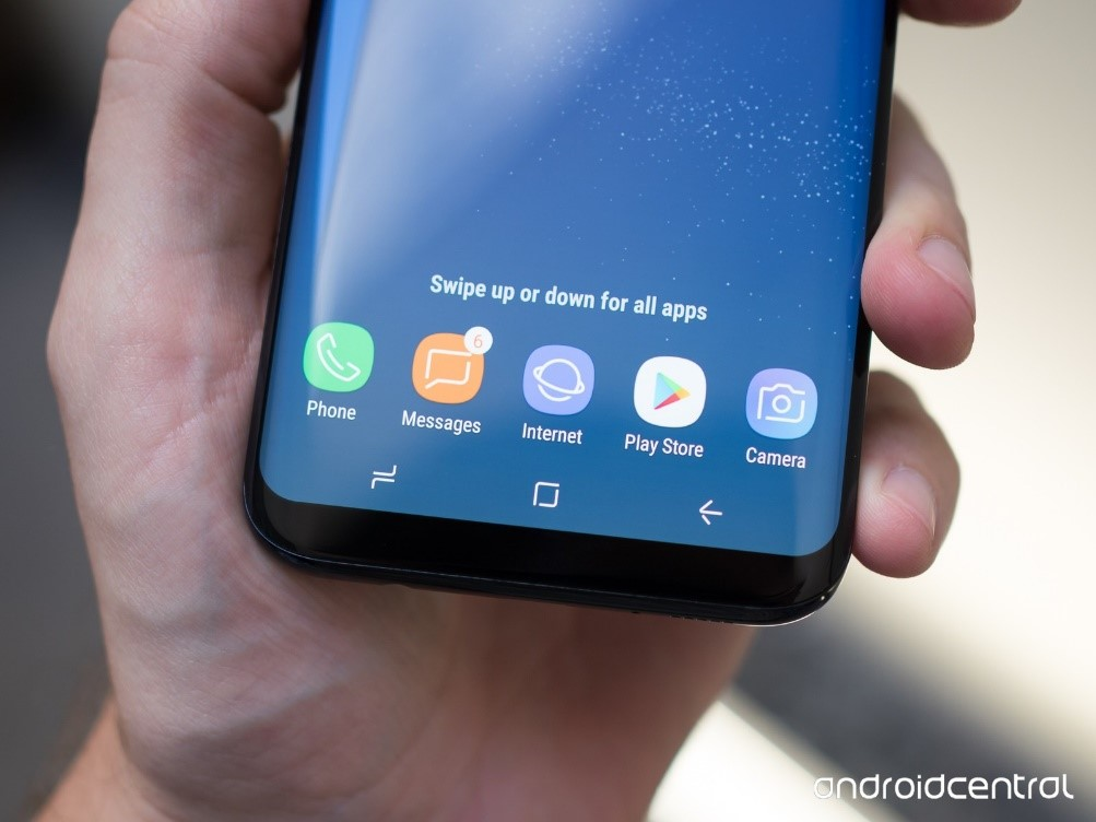 Fix Disappearing Home Button in Samsung Galaxy S8, S8 Plus | Innov8tiv