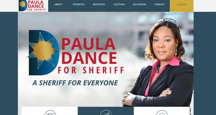 paula dance north carolina sheriff