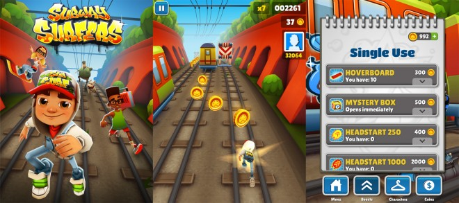 game subway download