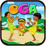 Popular Nigerian Children's Game, OGA, now available on your Mobile Phone!