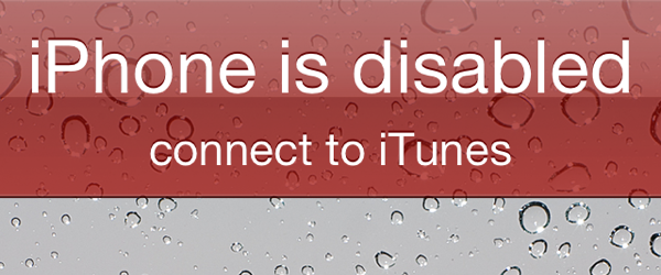 iphone is disabled connect to itunes iphone 5 fix iphone is disabled connect to itunes error without 2964