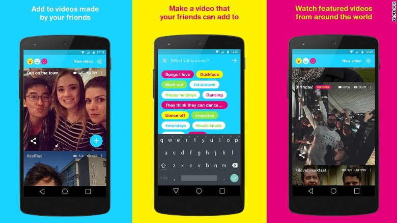 With Facebook's Latest App Riff, You Can Now Edit Videos With Friends