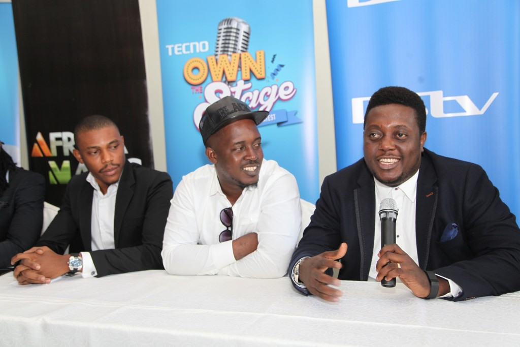 Tecno Invites You To 'Own The Stage' As Karaoke Competition Is Launched