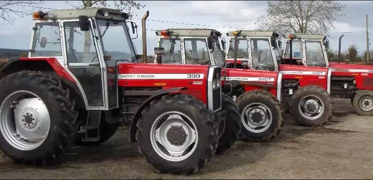 Massey Ferguson Introduces New 50hp-85hp MF 300 Series Tractors Made For Africa