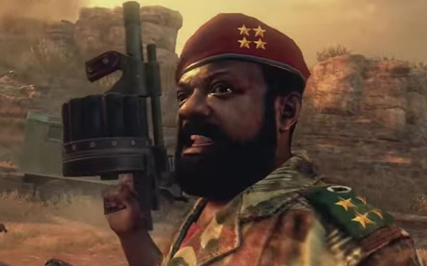Call Of Duty Video Game Makers Being Sued For Defamation Of Angola Rebel Leader's Character