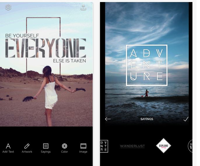 7 Best Typography Apps for Android, iPhone | Innov8tiv