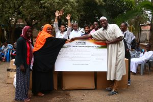 Jumia Does Its CSR; Donated to the Mama Fauzia Children's Home | Nairobi