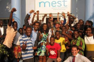 MEST is currently receiving application from South Africa for the next cohort of Entrepreneurs
