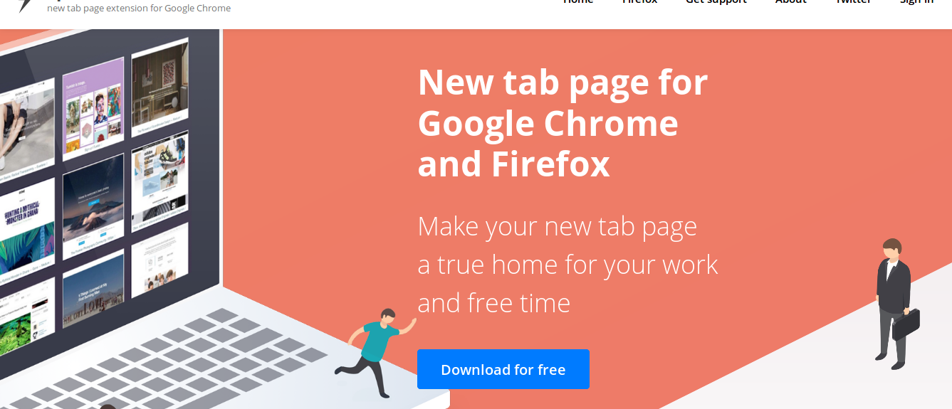 Speed Dial 2 extension now available on Firefox Quantum