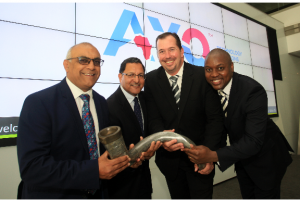 AYO Technology Solutions jse Johannesburg Stock Exchange