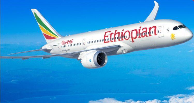 ethiopian airline boeing B 737 MAX 8