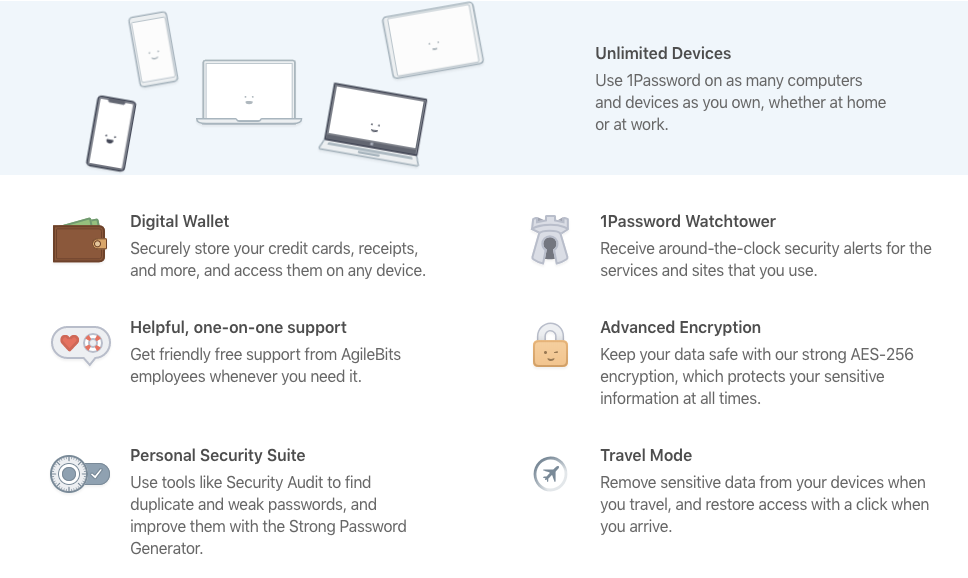 1password The must-have Apps for a typical Windows PC user