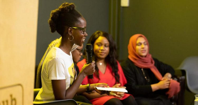 hatch Female Founders involved in one of UK's first BAME Incubator Programs set to Pitch their Business
