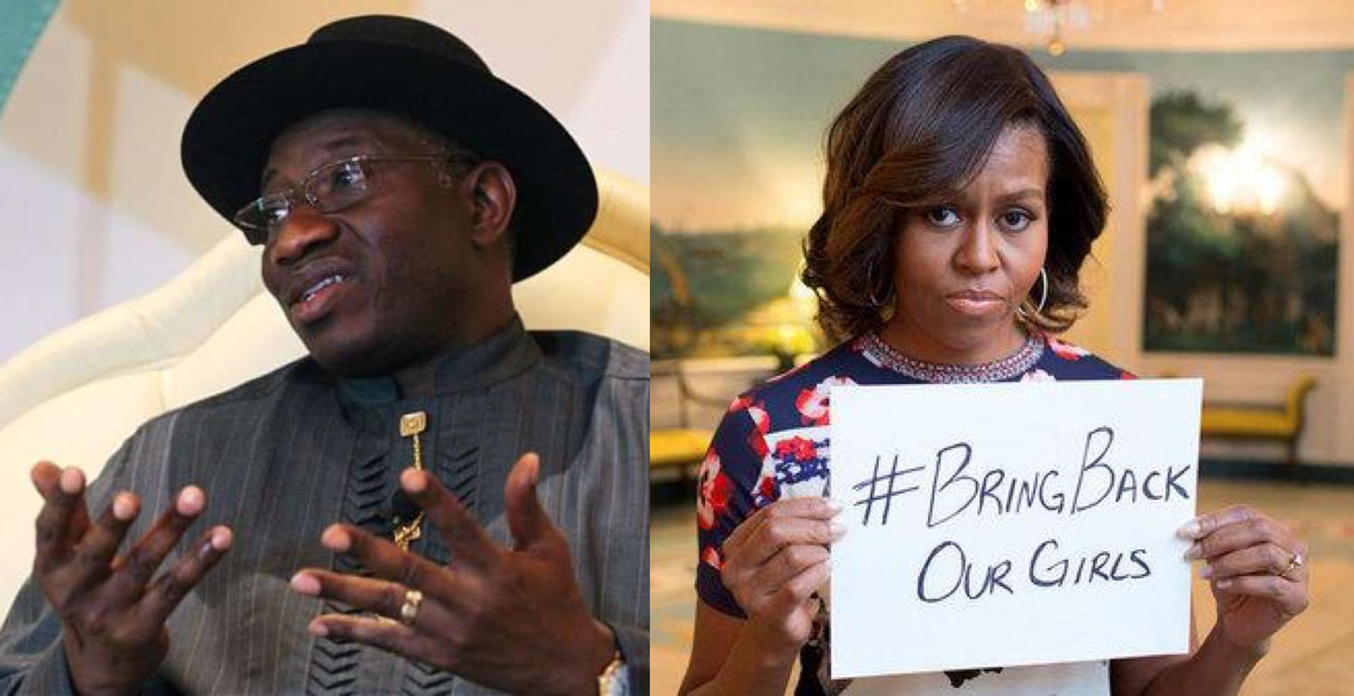 Michelle Obama's social media activism cost Nigeria's ex-President