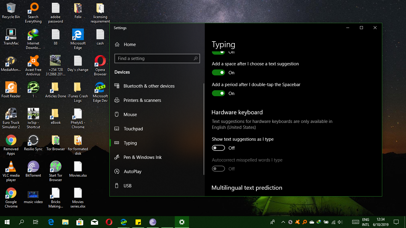 Typing on Windows 10 PC is about to get a whole lot better